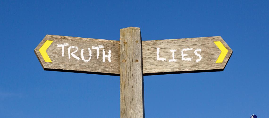 verità o bugie?